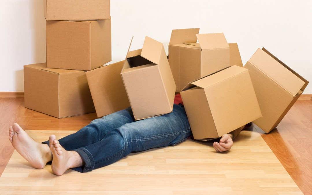 Shipping Boxes or Moving Boxes – How to Differentiate Large Cardboard Boxes